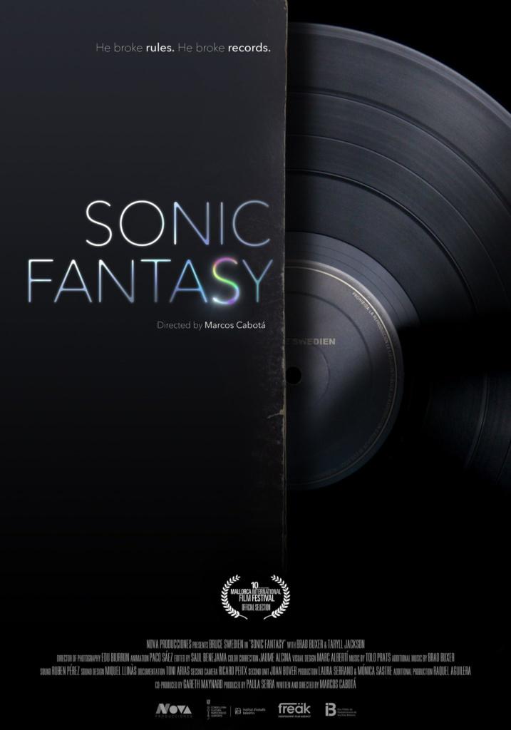 Sonic Fantasy (cartel)